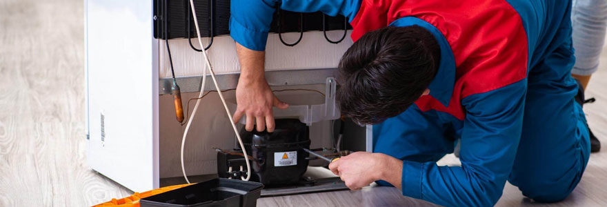 Le dépannage et réparation d'électroménager à domicile