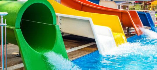 Un parc aquatique pour passer une agréable journée